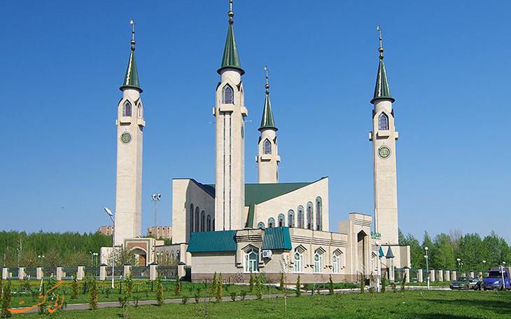 مسجد مرکزی روسیه