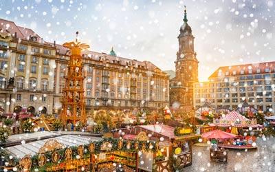 بهترین بازارهای کریسمس آلمان
