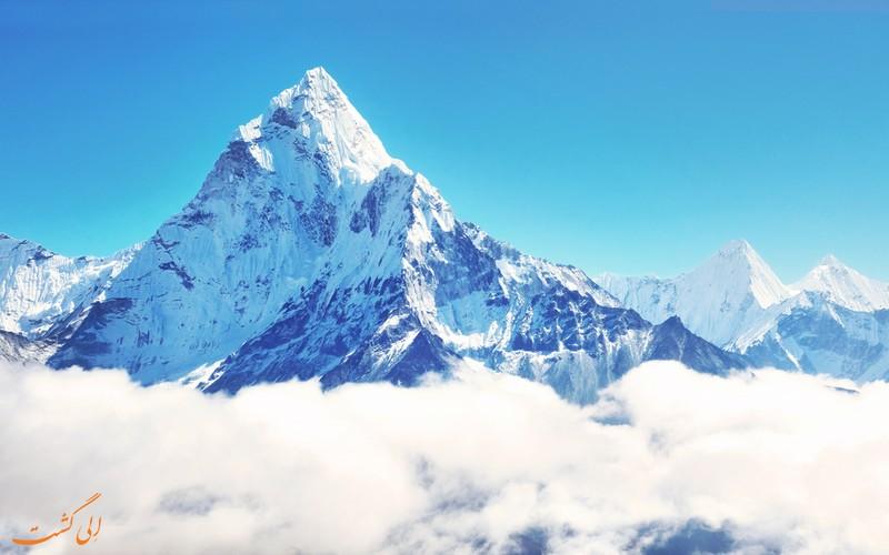 قله اورست