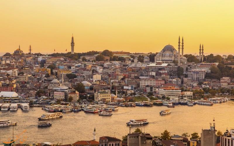 خیابان های مشهور استانبول