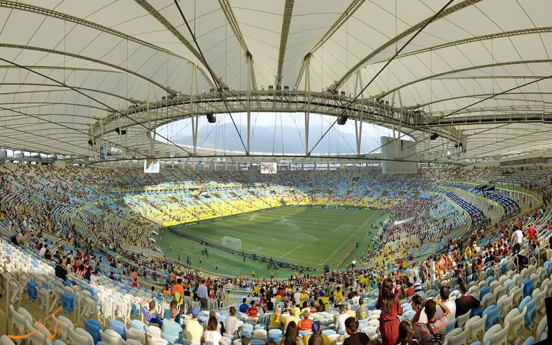 ورزشگاه ماراکانا ریو دو ژانیرو
