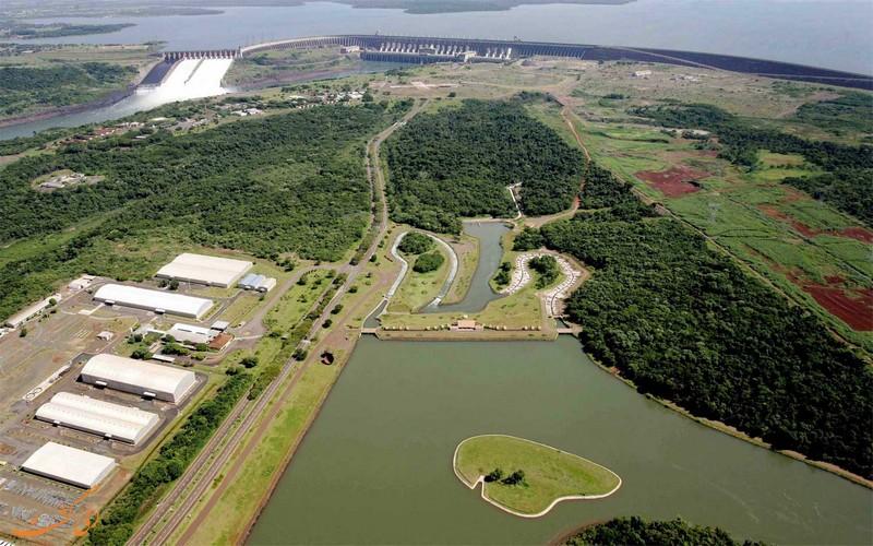 سد بزرگ ایتایپو