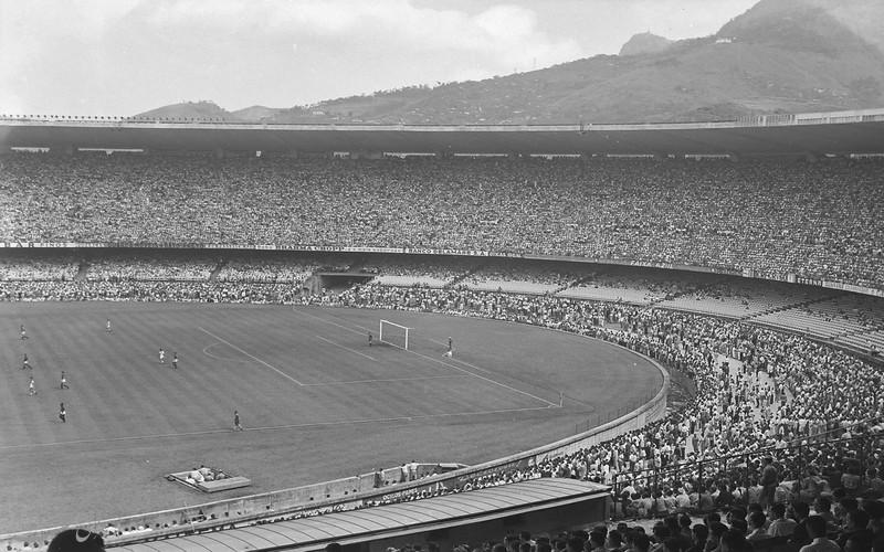 استادیوم ماراکانا در ریو دو ژانیرو