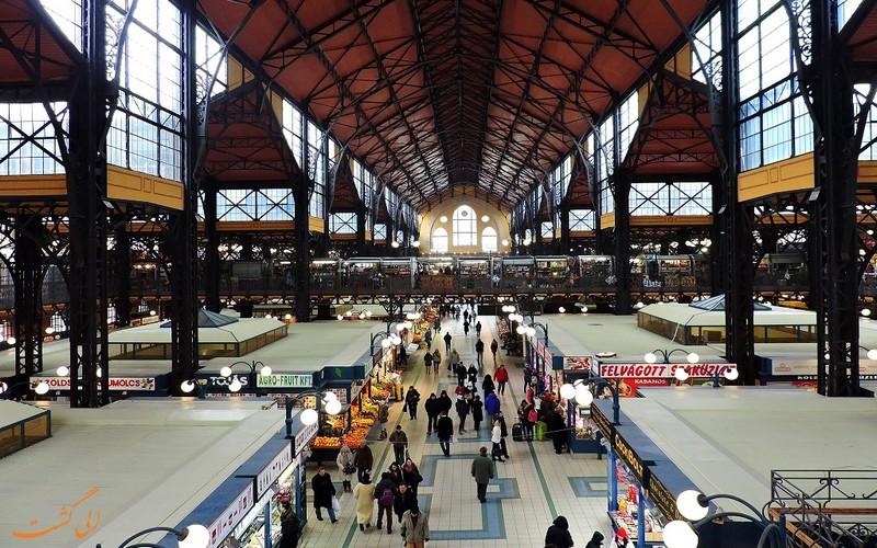 بازار سرپوشیده بوداپست