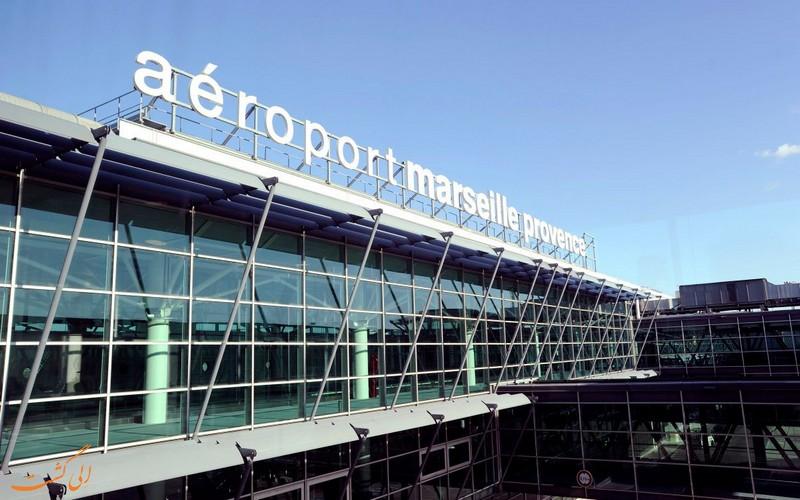 فرودگاه مارسی فرانسه