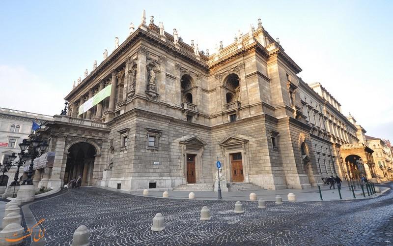 خانه اپرای بوداپست