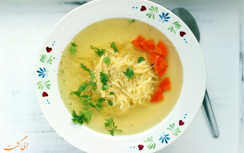 سوپ روسول