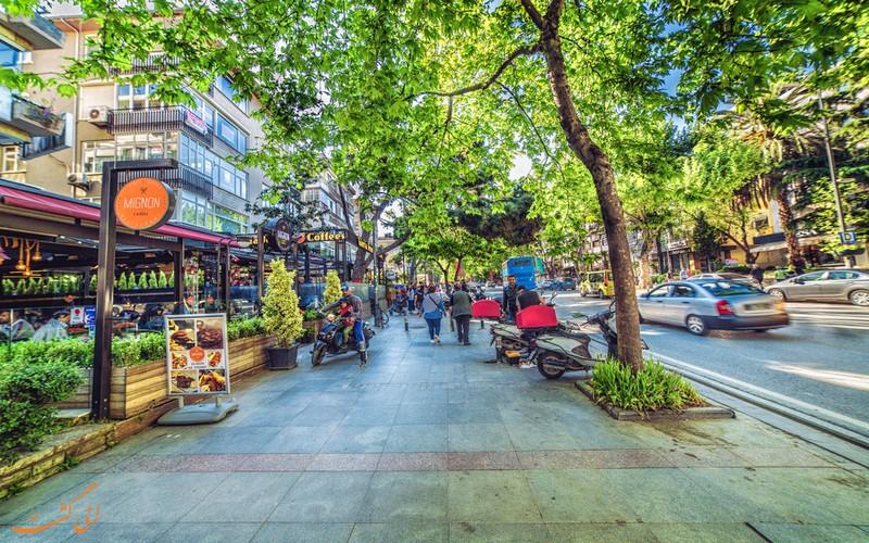 بخش آسیایی استانبول