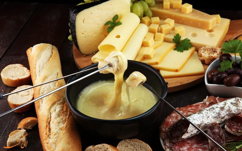 فوندو پنیری
