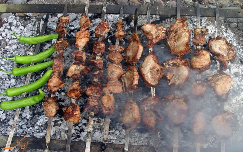 کباب خوروات ارمنی