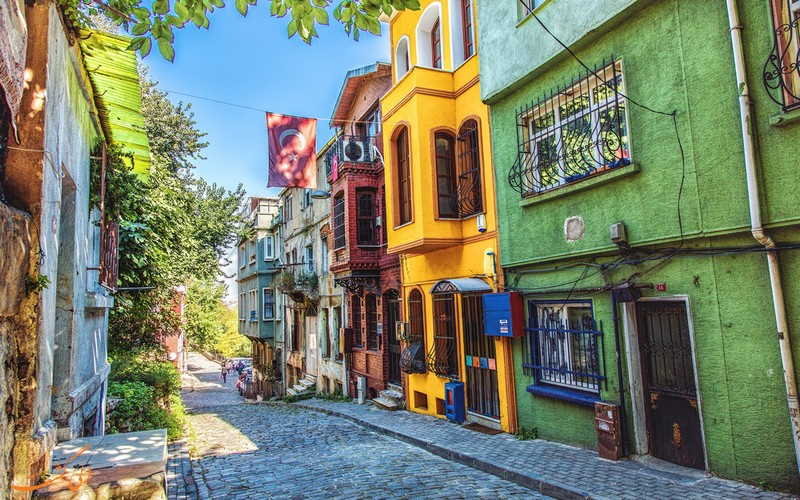 محله یهودی نشین استانبول
