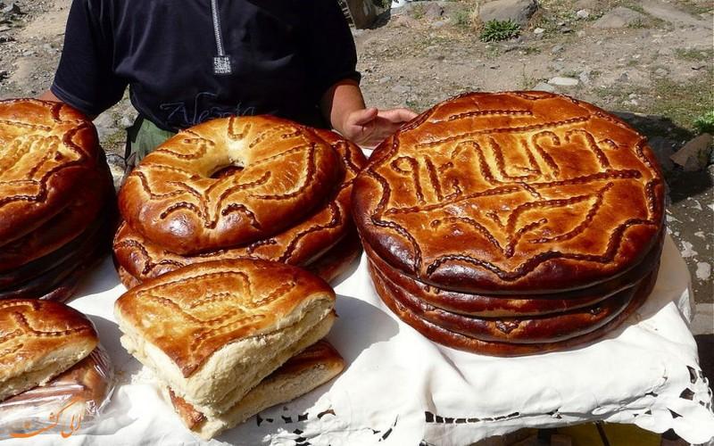 نان گاتا ارمنی