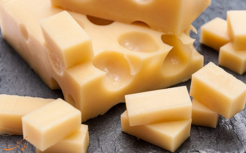 پنیر سوئیسی