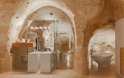 هتل های زیرزمینی دنیا
