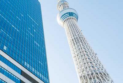 برج اسکای تری توکیو-الی گشت