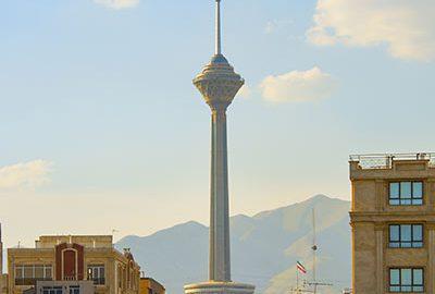 برج میلاد تهران-الی گشت