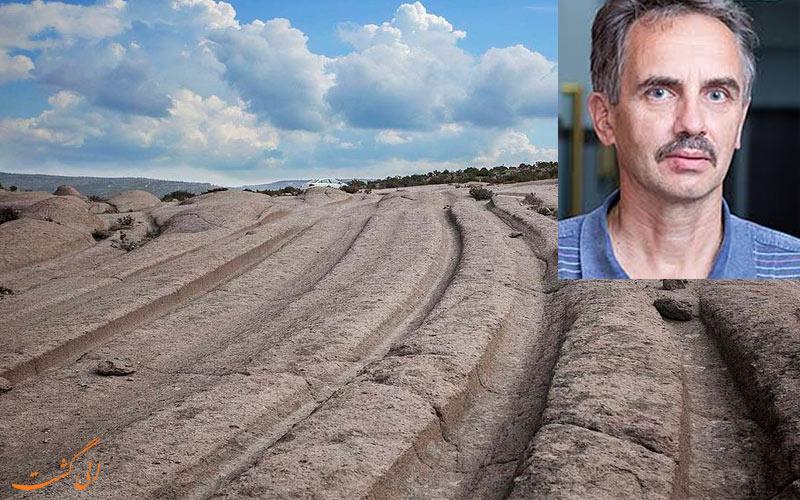 عجایب باستانشناسی-دکتر کولیپین