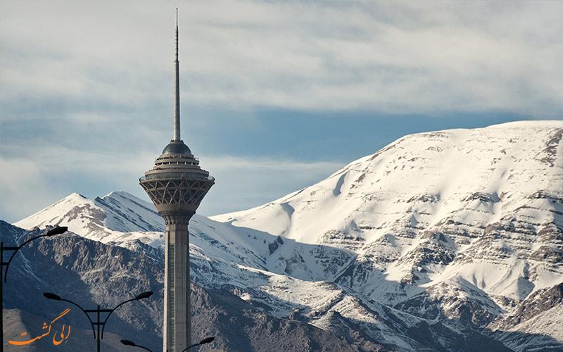 برج میلاد-ایران