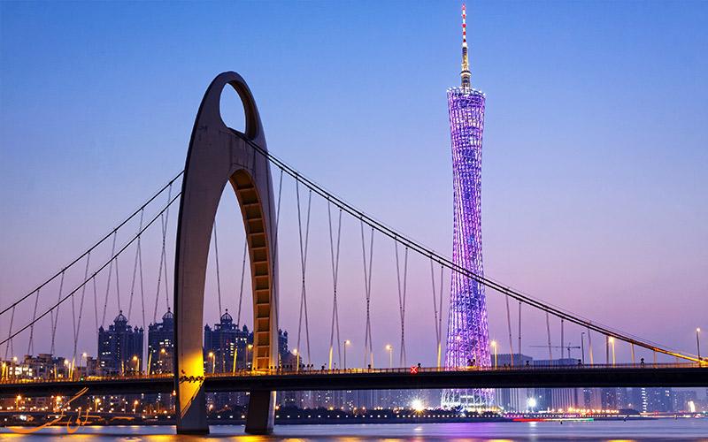 برج کانتون در چین