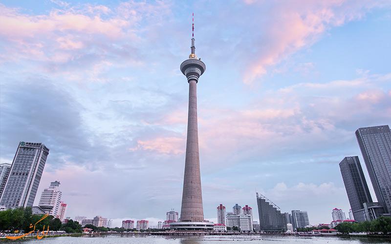 برج رادیو و تلویزیون تیانجین