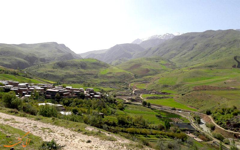 روستای-چمنار