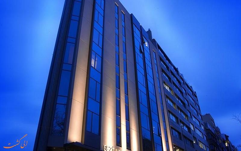 هتل گزی باسفرس استانبول