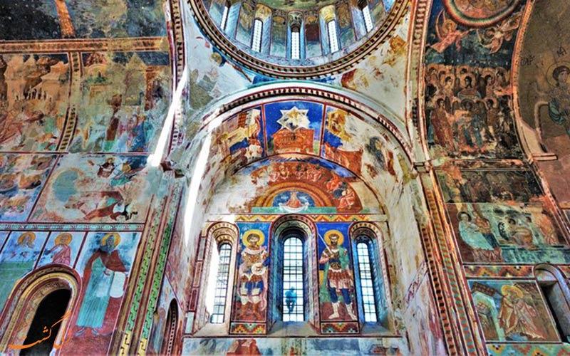 کلیساهای گرجستان