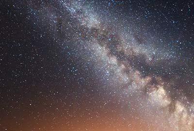 جهت یابی به کمک کهکشان راه شیری-الی گشت