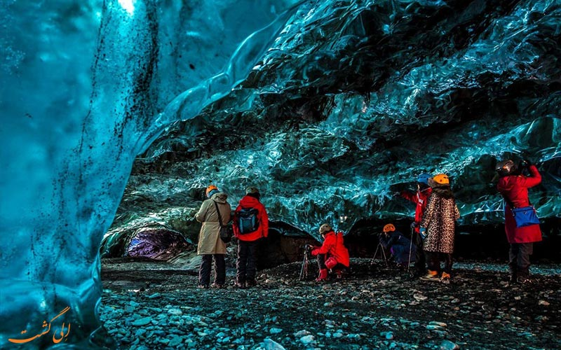 غارهای زیبای جهان