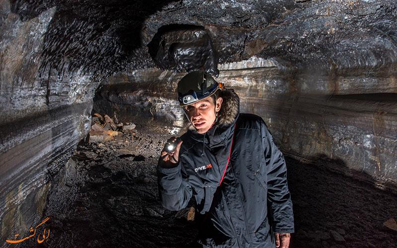 نکات غارنوردی-دور کردن افکار ترسناک