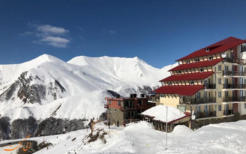 هتل در گرجستان