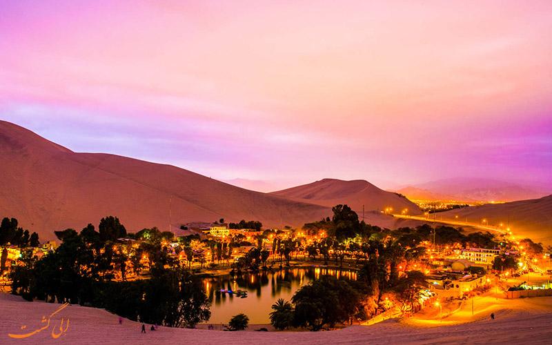 واحه هواکاچینا در پرو