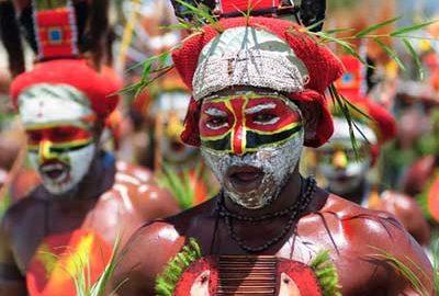 پاپوآ گینه نو-الی گشت
