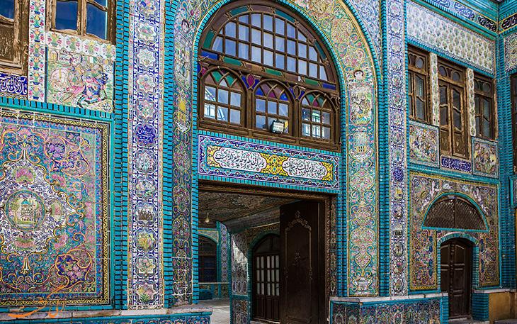 کرمانشاه-تکیه-معاونالملک
