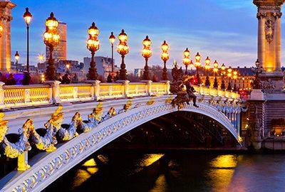 پل الکساندر سوم در پاریس