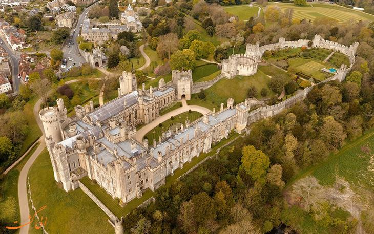 قلعه آروندل