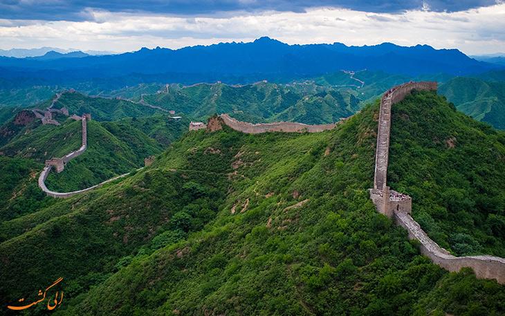 معروفترین دیوارها