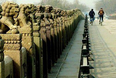 پل مارکوپولو در پکن