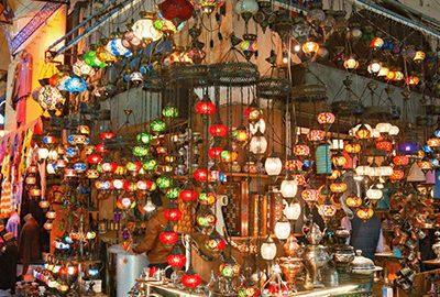 بازارهای سنتی استانبول