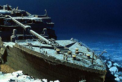 واقعیاتی درباره کشف کشتی تایتانیک