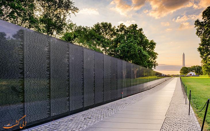دیوار یادبود سربازان ویتنام