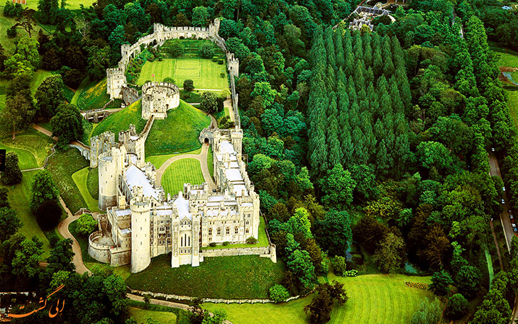 تاریخچه قلعه آروندل