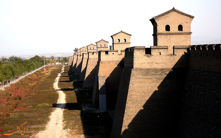 دیوارهای پینگیائو