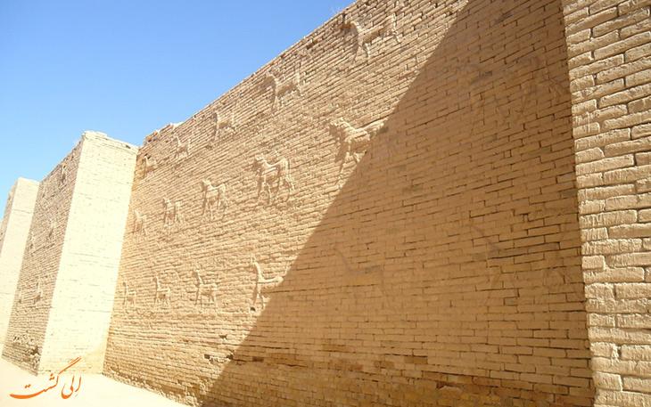 دیوارهای بابل