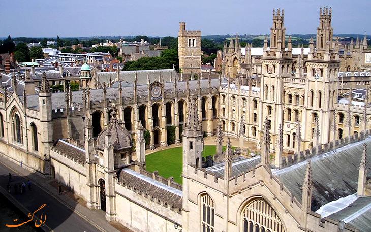 دانشگاه های گران در جهان