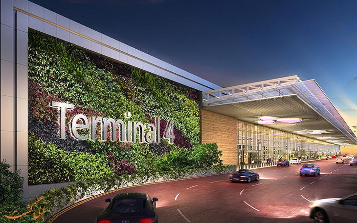 لوکس ترين فرودگاه هاي جهان