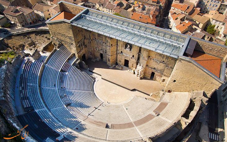 آمفی تئاتر رومی اورنج