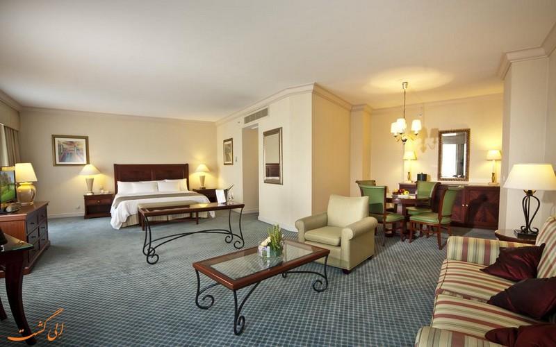 هتل کورتیارد در تفلیس