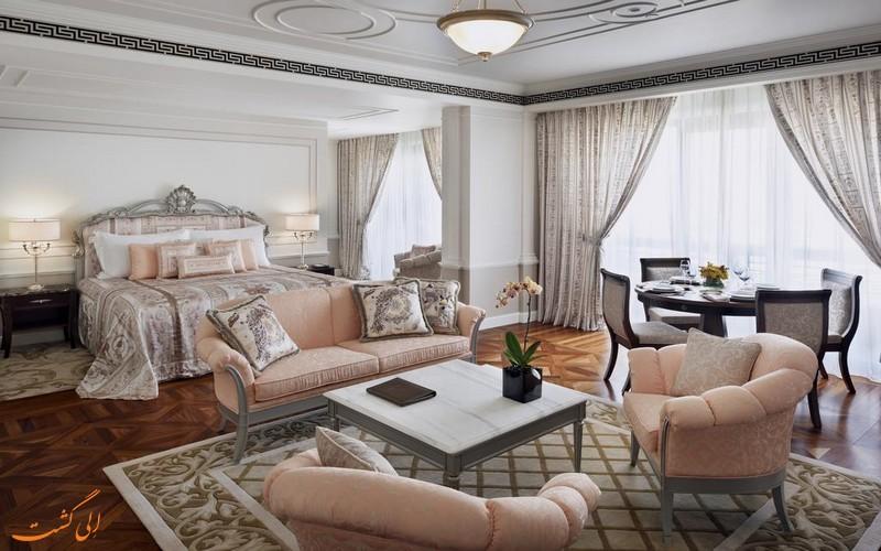 هتل 5 ستاره پلازو ورساچه دبی