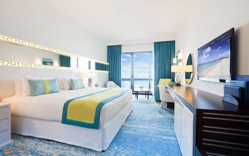 هتل 5 ستاره جی ای اوشن ویو